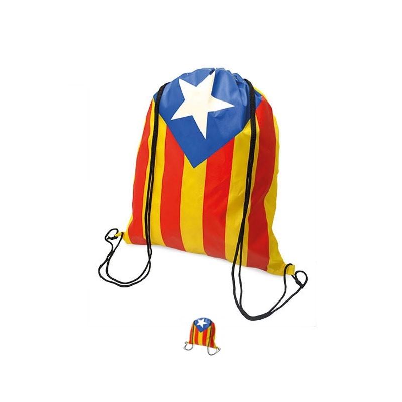 Mochilas saco banderas