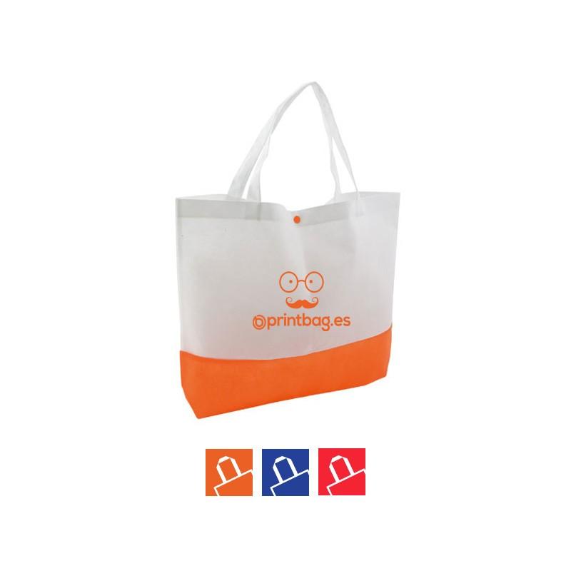 b4f56520e Bolsas baratas publicitarias de tela para regalos promocionales.