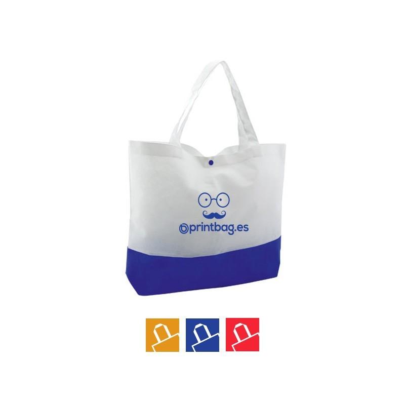 Bolsas baratas de tejido no tejido Azul