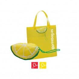 Bolsas plegables limón y sandia