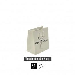 Bolsa de lujo papel plastificado