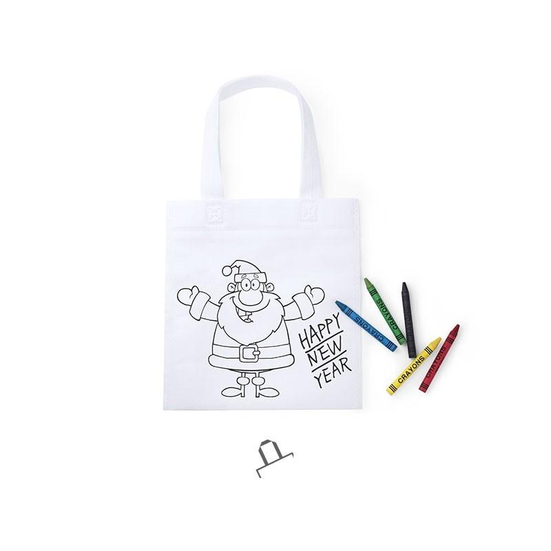 Bolsas de tela para pintar
