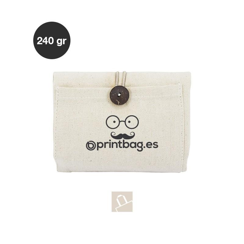Bolsas de algodón plegables