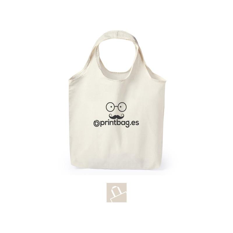 Bolsa de algodón para la compra