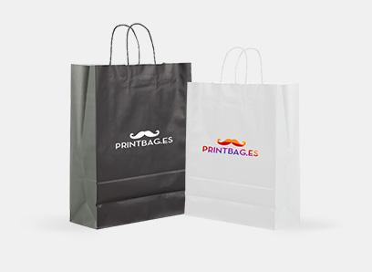 imprimir bolsas de papel