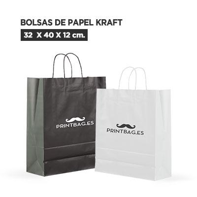 Bolsas de papel promocionales