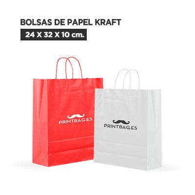 Bolsas de papel baratas