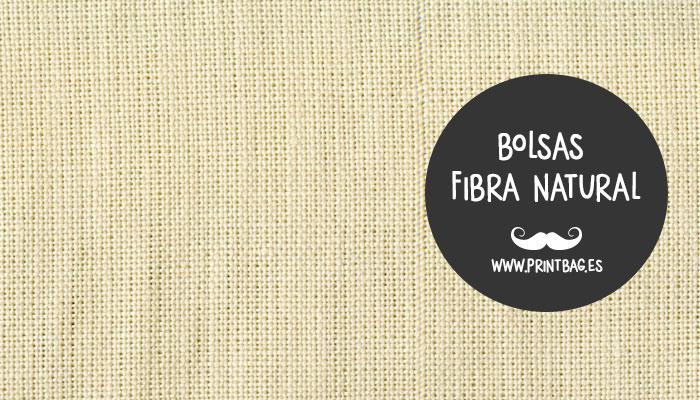 Bolsas de fibra natural economicas